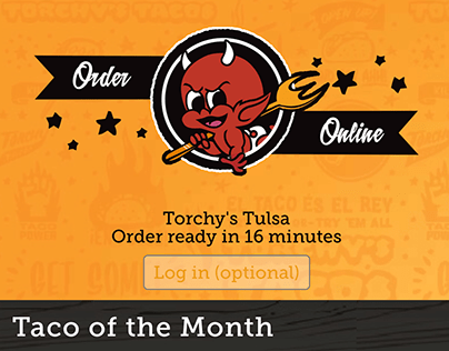 UX Teardown: Torchy's Tacos app