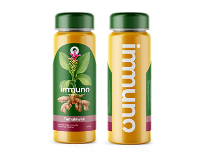 IMMUNO Traditional Herbal Drink