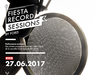 Fiesta Record Sessions