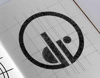 Déborah Rupert Logo Design