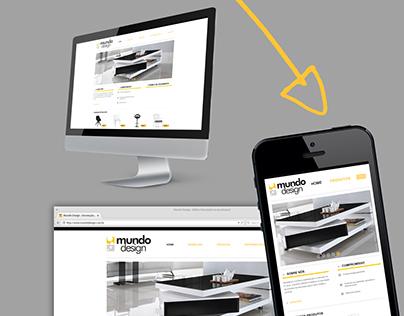 Site || Mundo Design