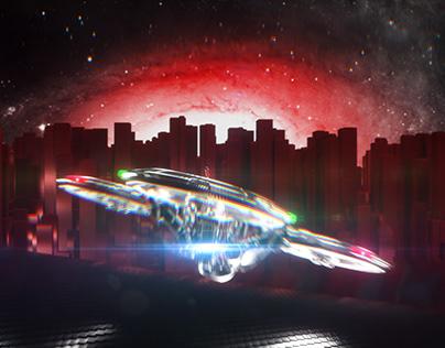 Drone Aerospace intro