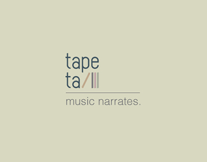 Logo design: tape tales records