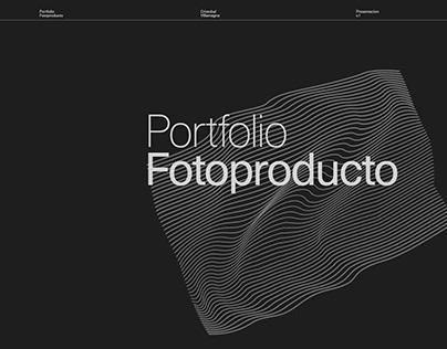 Portfolio Photo Product