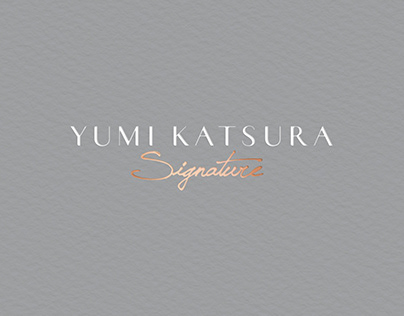 YUMI KATSURA Signature
