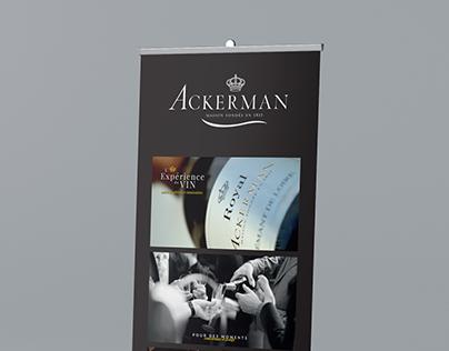 ROLL UP // Maison Ackerman