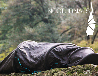 Nocturnals - Inflatable camping tents