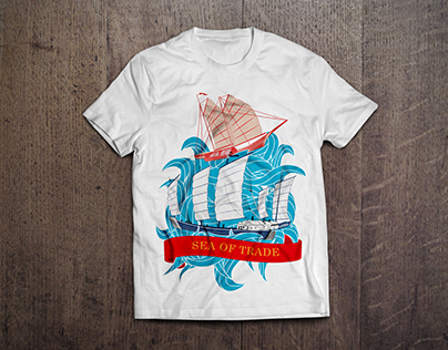"""My Maritime Impressions"" T-shirt Design Competition"
