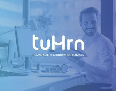 tuHrn - Branding