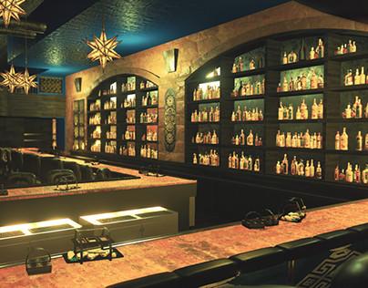 Unreal Engine Bar Visualization