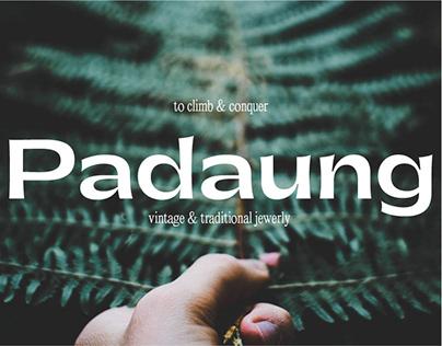Padaung. Branding