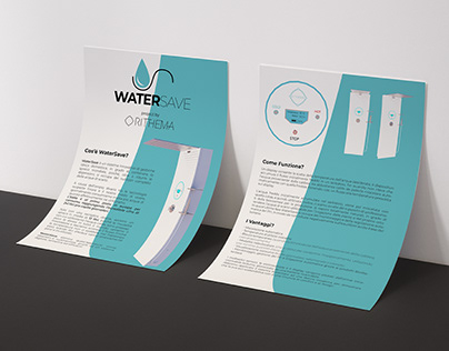WaterSave - Project by Rithema