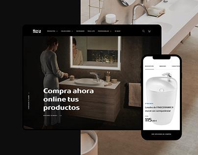 Roca E-commerce