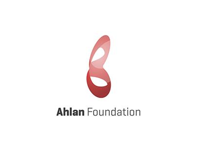 Ahlan Foundation - Logo Design