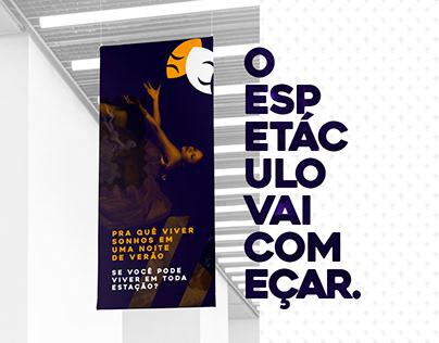 Arlequim Escola de Artes | Branding