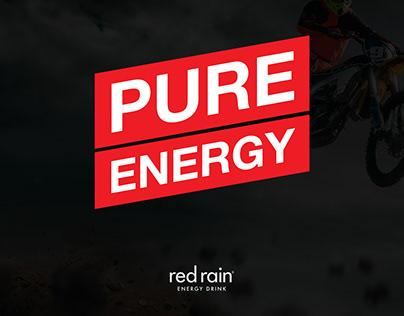 Energy Drink - Social Media Layout