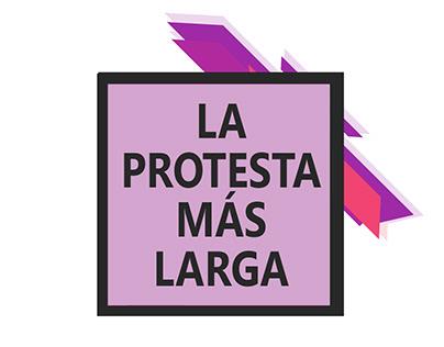 Ayuntamiento de Madrid | La protesta más larga