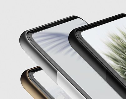 SVPER phone / ID + UI Smartphone Concept