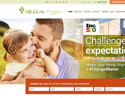 Diseño de sitio web para eco-constructora