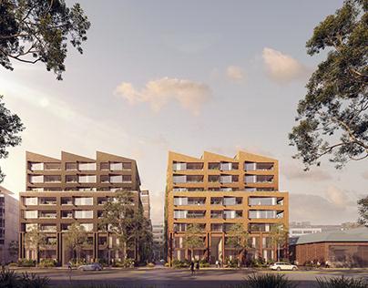 Multi residential, Sydney