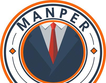 MANPER FC LOGO