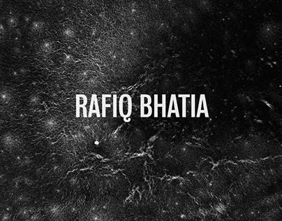 Rafiq Bhatia - In A Sentimental Mood