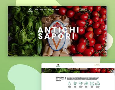 Gli Ortigiani - Website