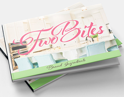 Two Bites Branding and Visual Identity