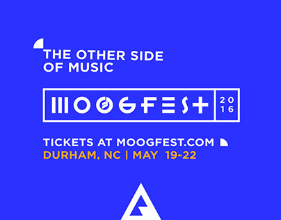 Moogfest 2016 - Commercial