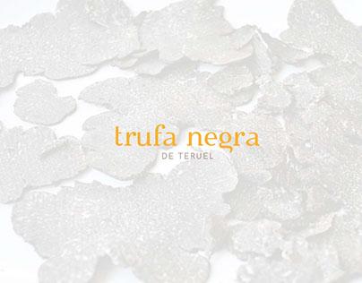 Trufa Negra de Teruel - Branding y Packaging