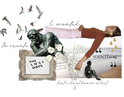 Collage Work No. 1