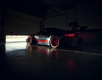 PORSCHE 911 GT2 RS CLUBSPORT BY DAVID MAURER