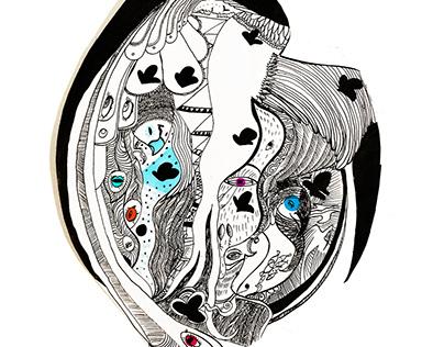 Ink Ilustration