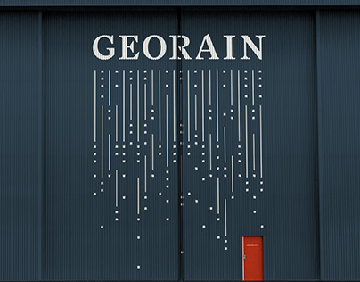 Georain – Visual Identity