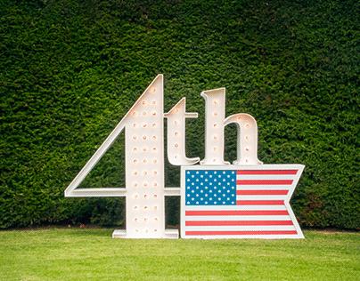 U.S. Independence Day Celebration