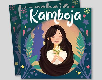 Kamboja Illustration Book