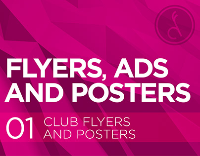 Flyers, Ads and Posters :: Club Flyers and Posters