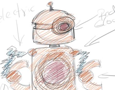 The Rusty Cracky Robot