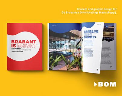 Brabant Is Bright China magazine