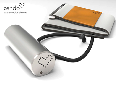 Zendo - Portable Blood Pressure Monitor