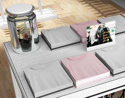 ELLE - Shop in Shop Concept