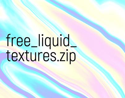 50 free liquid textures