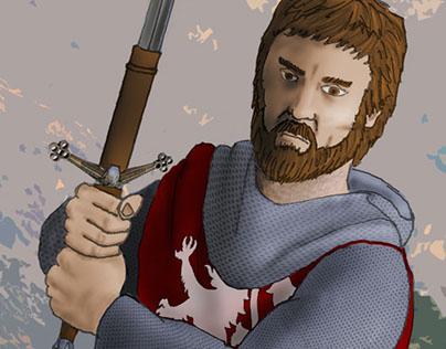 Guardians of Scotland graphic novel