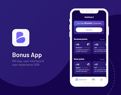 Bonus app