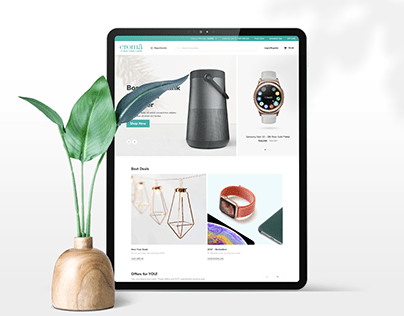 Croma Online Store