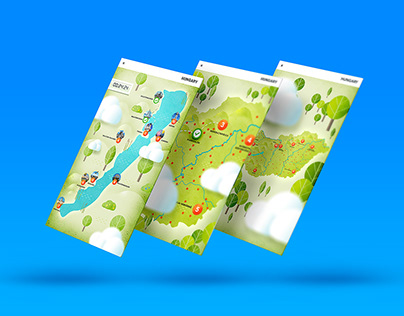 Tourism Apps Design