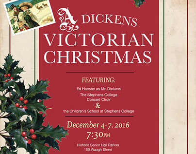 A Dickens Victorian Christmas 2016