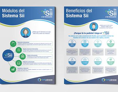 Afiches Confecámaras (Gestión del cambio)