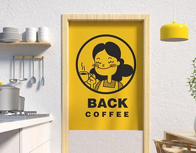 Logo, VI design - Cafe/Restaurant