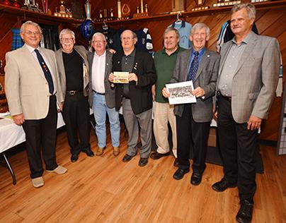 Oldest Surviving Regina Rugby Team Celebrates 50 Years